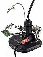 WUYUESUN 4X 2. 5X LEDs Soldering Magnifier Helping