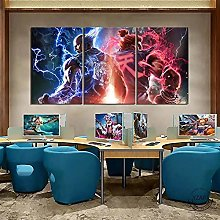 WUZHIXIN 3 Piece Canvas Print For Paintings