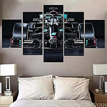 WUZHIXIN 5 Piece Canvas Print For Paintings