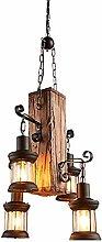 Wvfguj chandelier corridor Industrial vintage