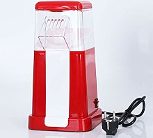 WWDKF Popcorn Machine, Household Hot Air Automatic