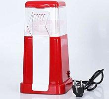 WWDKF Popcorn Machine, Household Hot Air Automatic