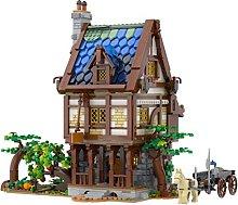 WWEI Medieval Pub Modular House Building Sets,