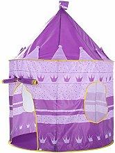 WWJJLL Kids Tent Toys, Portable Pop-Up Tent