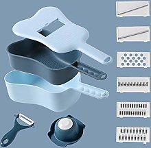 WWTTE -Kitchen Ukulele Shape Multifunction Drain