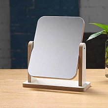 WWWL Makeup mirror Portable Spin Assembly Makeup