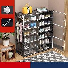 WWWL Storage rack Shoe rack Modular Shoe Cabinet