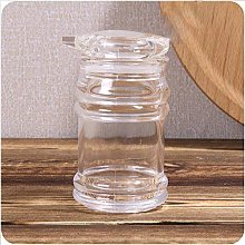 WXCL Seasoning Jar Spice Container Transparent Soy