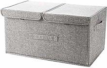 WXFQY Linen Storage Box Clothes Storage Bin Toy