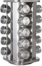 WXGY Stainless Steel Rotating Spice Rack
