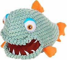 WXH HOOPET Dog Toy Plush Toys - Piranha Sounding