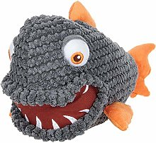 WXH HOOPET Dog Toy Plush Toys - Piranha Sounding