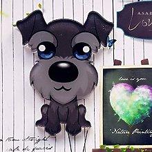 WXH Magnetic Sticker Home Decoration Pet Dog