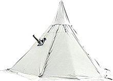 WXHHH 4 Season Teepee Tent with Stove Jack, Height