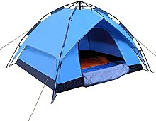 WXHHH camping tent Automatic Pop Up Camping Tent