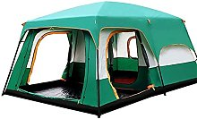 WXHHH Camping Tents shelters 8 Person Family Tent