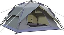 WXHHH Tent, Camping Family Tent Easy Set Up