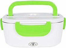 WXHXSRJ Electric Lunch Box, 2 in 1 Food Heater