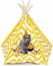 WXJHA Pet Dog Bed Cat Tent,Portable Premium Dog