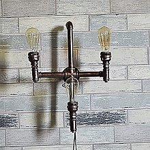 WXJLYZRCXK Wall Decoration Wall Lights,Retro Wind