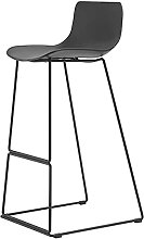 WXking Bar Stool Chair with Back, Chairs for Bars,