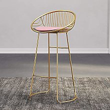 WXking Bar Stool with Backrest and Footrest, Bar