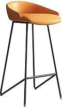 WXking Bar Stool with High Back, Bar Chair Modern
