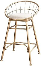 WXking Bar Stools with Back and Footrest, Counter