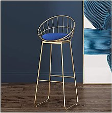 WXking Bar Stools with Back, Counter Height