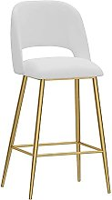 WXking Bar Stools with Backrest Support, High