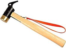 WXking Hammer Copper Outdoor Tent with Wooden