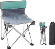 WXking Y-longhair Folding Chair Gray Outdoor