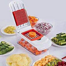 wxqym Mandolin Slicer And Food Dicing Machine