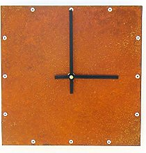 WXXSL Retro Decorative Wall Clock, Creative