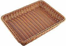 WYB Wicker Storage Basket, Bread Basket Bread Shop