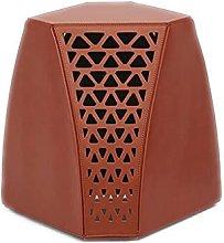 WYBW Minimalist Fashion Creative Saddle Leather