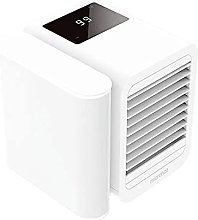 WYBW USB Fan, USB Portable Air Conditioner Air