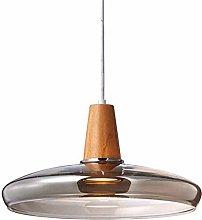 WYDM Modern Loft Industrial Glass Pendant Light