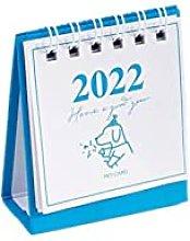WYDMBH 2022 Calendar 2022 Time Planning Bureau