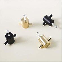 WYFDC Brass Handle Furniture Wardrobe Door Drawer