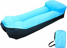 WYGGZ Inflatable Sofa Outdoor Portable Air Bed Air