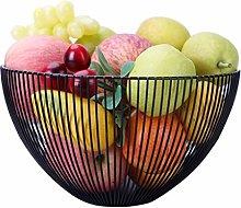 WYJBD Plate,Simple Houseware Fruit Basket Bowl,
