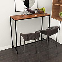 WYJW Bar Table Breakfast Table Kitchen Dining