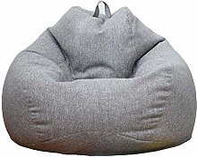 WYJW Small Highback Beanbag, Home Lounge Chair