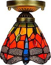 WYL Vintage Chandelier Mini Vintage Ceiling Light