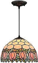 WYL Vintage Chandelier Pendant Lamp Multi-Coloured