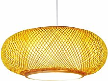 Wylolik Southeast Asia Tropical Retro Rattan Lamp