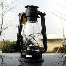 Wylolik Vintage Style Camp-Out Kerosene Lamp,