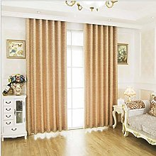 WYLYD Opaque curtain for bedroom living room, with