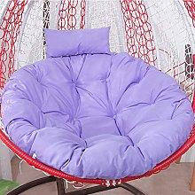 WYMBK Swing Hanging Basket Seat Cushion